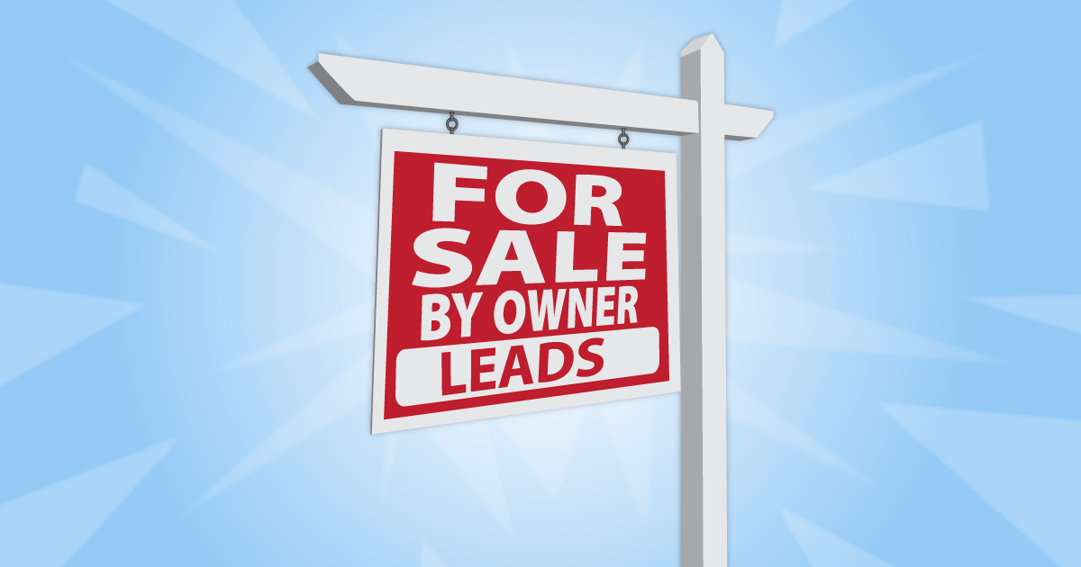 here are a few techniques to help you find fsbo listings with the goal of gaining more promising seller prospects in your local market