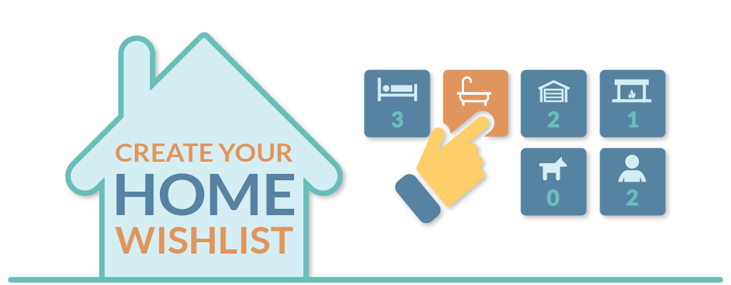 Create your home wishlist!