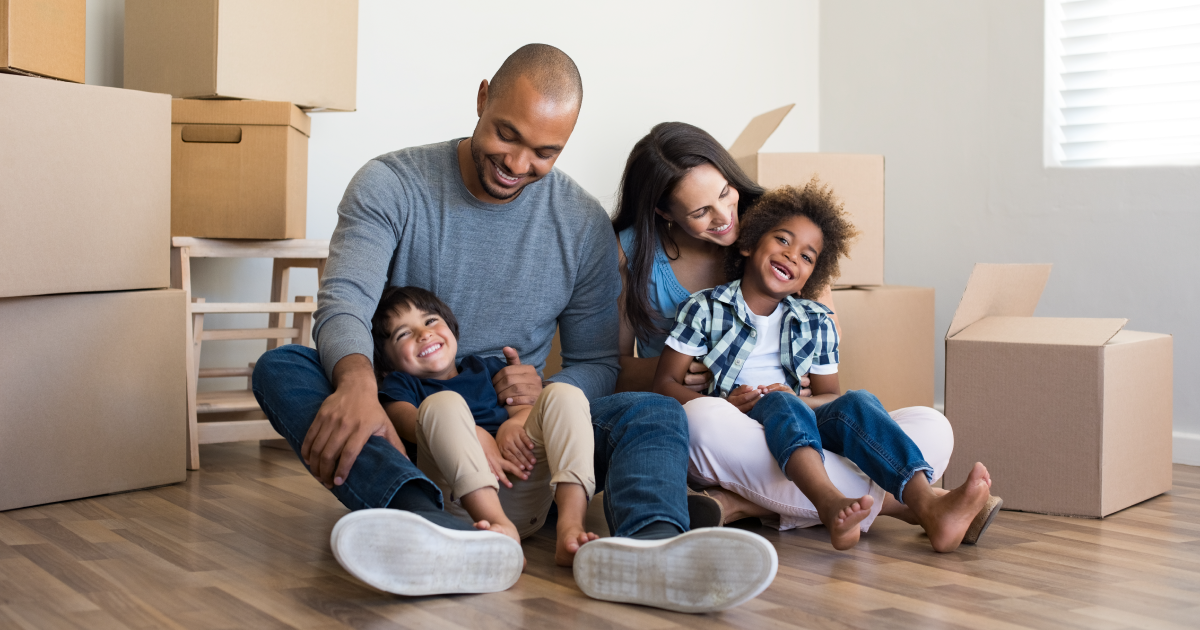 Family Countdown to Move to new Home