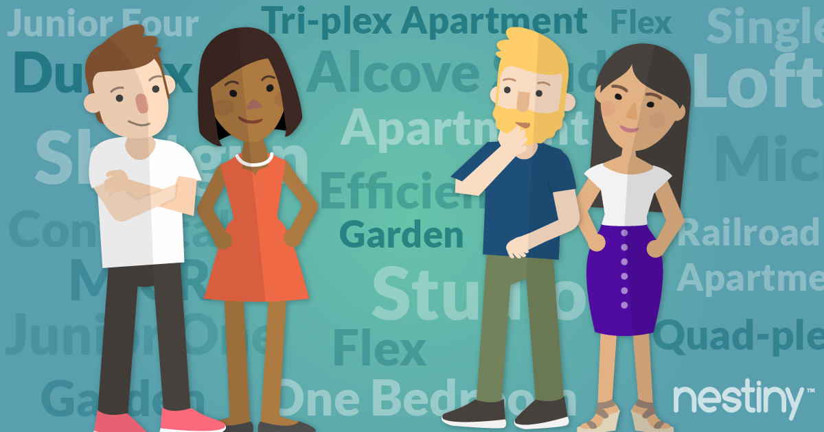 Types of Apartment Styles