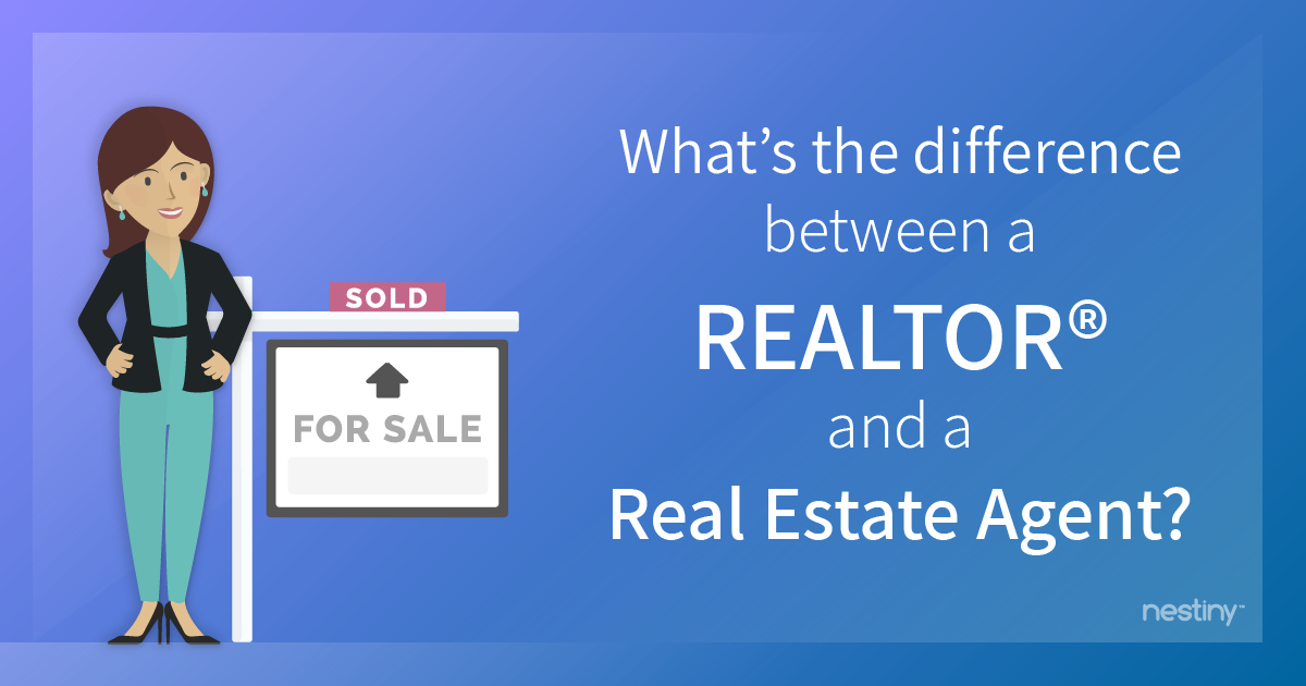 REALTOR vs. Real Estate Agent — What's the difference?
