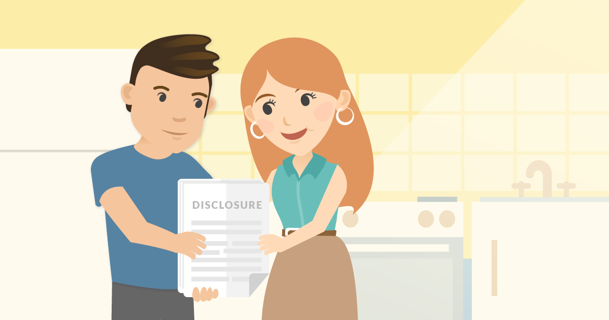 home seller disclosure