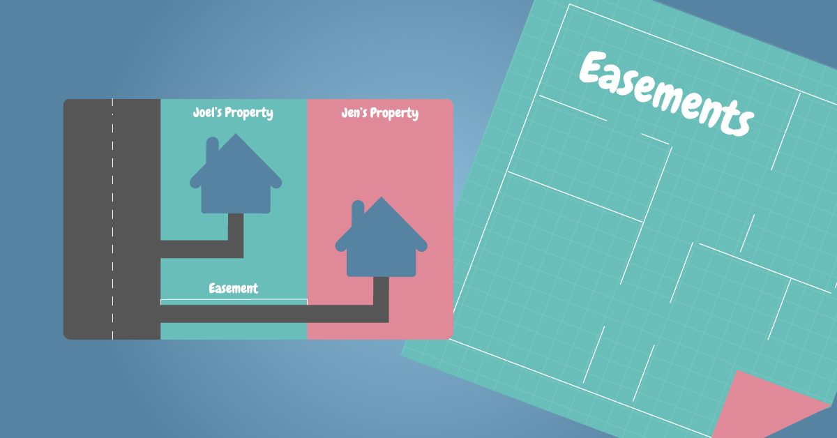 types of easements essay An easement by necessity is an easement implied by law under certain circumstances such easements are most commonly implied in favor of grantees that have no access to their land except over other.