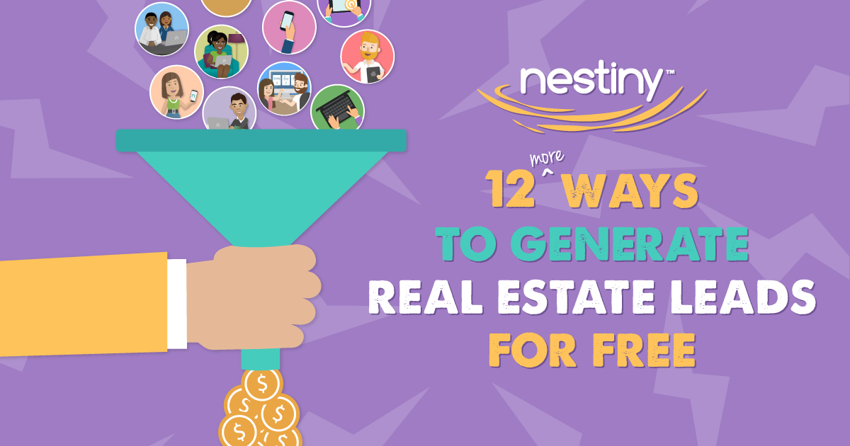 Ideas for generating real estate leads