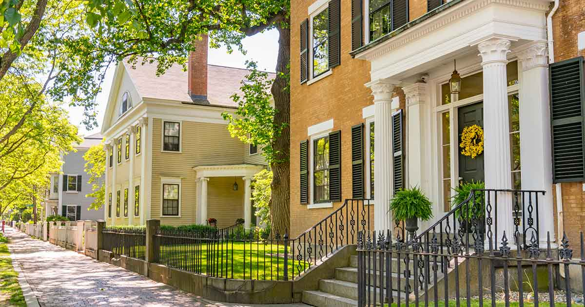 finding a realtor for buying a historic home
