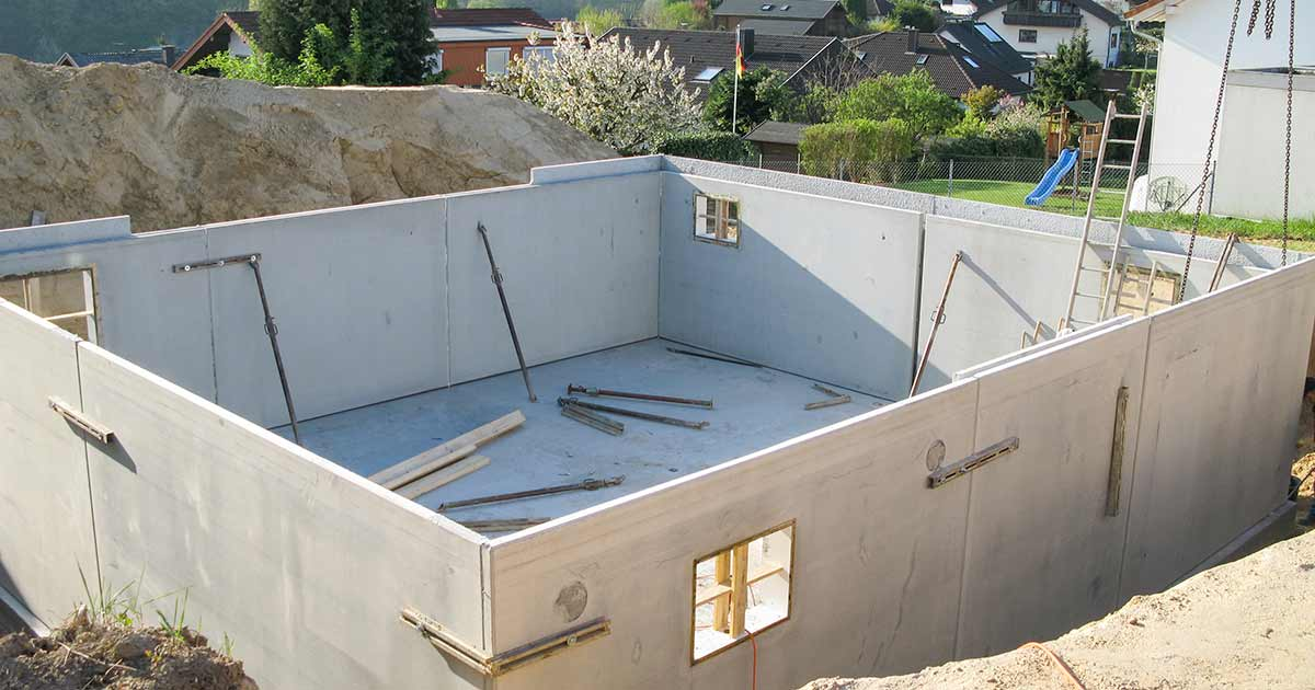 pros and cons of a basement house foundation
