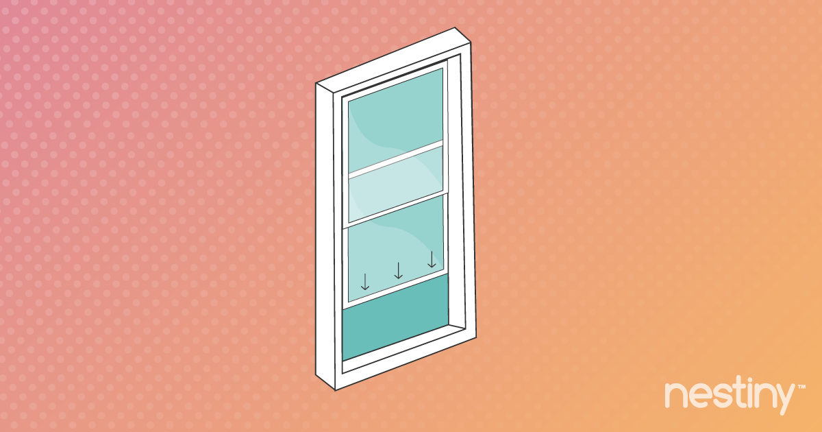single-hung window